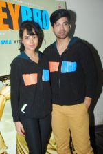 Maninder Singh, Nupur Sharma at Hey bro promotional event in Thane, Mumbai on 17th Jan 2015 (15)_54bca541bd281.JPG