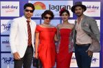 Sapna Pabbi, Ali Fazal, Debina Bonnerjee, Gurmeeu Chaudhary at Mid-day race in RWITC, Mumbai on 18th Jan 2015 (187)_54bcd78f236f2.JPG