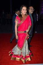 Jaya Prada at Kush Wedding Reception in Sahara Star, Mumbai on 19th Jan 2015 (168)_54be1681b7cf6.JPG