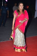 Jaya Prada at Kush Wedding Reception in Sahara Star, Mumbai on 19th Jan 2015 (205)_54be1684d3278.JPG