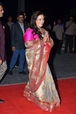 Poonam Sinha at Kush Wedding Reception in Sahara Star, Mumbai on 19th Jan 2015 (89)_54be1742bd1c8.JPG