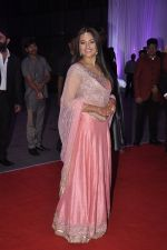 Sonakshi Sinha at Kush Wedding Reception in Sahara Star, Mumbai on 19th Jan 2015 (7)_54be17e8be31b.JPG