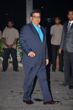 Subhash Ghai at Kush Wedding Reception in Sahara Star, Mumbai on 19th Jan 2015 (182)_54be2eb113063.JPG