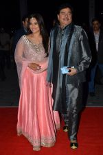 shatrughan sinha, Sonakshi Sinha at Kush Wedding Reception in Sahara Star, Mumbai on 19th Jan 2015 (95)_54be17e47768d.JPG