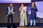 Kamal Haasan, Sridevi, Rajinikanth at Shamitabh music launch in Taj Land_s End, Mumbai on 20th Jan 2015 (237)_54bf60c4bffb1.JPG