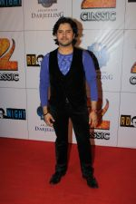 Javed Ali charmed the audience with his singing at R D Night hosted by Zee Classic_54bf8bbb388c2.jpg