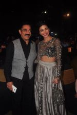 Kamal Hassan, Shruti Hassan at Shamitabh music launch in Taj Land_s End, Mumbai on 20th Jan 2015 (119)_54bf635886187.JPG