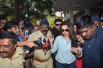 Rani Mukherjee at Mumbai university in Santacruz, Mumbai on 20th Jan 2015 (1)_54bf5456309f6.JPG