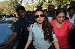 Rani Mukherjee at Mumbai university in Santacruz, Mumbai on 20th Jan 2015 (17)_54bf545c27cde.JPG