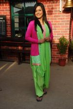 Sucheta Khanna at SAB TV launches Peterson Hill serial in Filmcity, Mumbai on 20th Jan 2015 (35)_54bf5504072c8.JPG