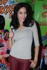 at Crazy Cukkad Family screening in Cinemax, Mumbai on 20th Jan 2015 (8)_54bf535e772b3.JPG
