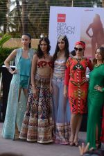 Madhu Sneha at India Beach Fashion Week press meet in J W Marriott, Mumbai on 21st Jan 2015 (36)_54c09ec6e306a.JPG