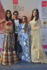 Madhu Sneha at India Beach Fashion Week press meet in J W Marriott, Mumbai on 21st Jan 2015 (26)_54c09eb31a527.JPG