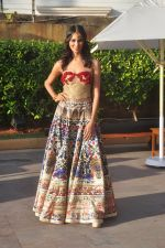 Madhu Sneha at India Beach Fashion Week press meet in J W Marriott, Mumbai on 21st Jan 2015 (29)_54c09eb7411c6.JPG