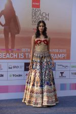 Madhu Sneha at India Beach Fashion Week press meet in J W Marriott, Mumbai on 21st Jan 2015 (38)_54c09ec914420.JPG