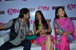 Shweta Tiwari at the launch of new Hindi entertainment channel &TV in Filmcity, Mumbai on 21st Jan 2015 (37)_54c09d4547a4c.JPG