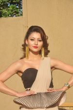 Urvashi Rautela at India Beach Fashion Week press meet in J W Marriott, Mumbai on 21st Jan 2015 (169)_54c09ef8b2f4c.JPG