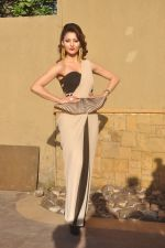 Urvashi Rautela at India Beach Fashion Week press meet in J W Marriott, Mumbai on 21st Jan 2015 (171)_54c09efb30bf3.JPG