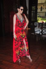 at India Beach Fashion Week press meet in J W Marriott, Mumbai on 21st Jan 2015 (60)_54c09eb516c26.JPG