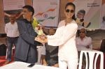 Alankrita Sahai inaugurate the National Blind Cricket Tournament in Islam Gymkhana on 22nd Jan 2015 (31)_54c207eb7a99b.JPG