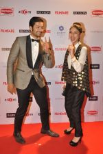 Ali Fazal, Sapna Pabbi at Filmfare Nominations bash in Hyatt Regency, Mumbai on 22nd Jan 2015 (144)_54c241021ece8.JPG
