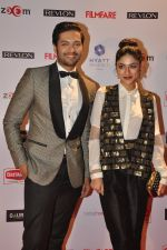 Ali Fazal, Sapna Pabbi at Filmfare Nominations bash in Hyatt Regency, Mumbai on 22nd Jan 2015 (146)_54c24137ea3a8.JPG