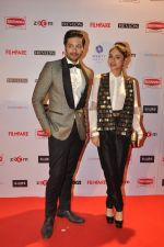 Ali Fazal, Sapna Pabbi at Filmfare Nominations bash in Hyatt Regency, Mumbai on 22nd Jan 2015 (147)_54c24108431ff.JPG