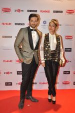 Ali Fazal, Sapna Pabbi at Filmfare Nominations bash in Hyatt Regency, Mumbai on 22nd Jan 2015 (148)_54c241399c2ff.JPG