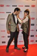 Ali Fazal, Sapna Pabbi at Filmfare Nominations bash in Hyatt Regency, Mumbai on 22nd Jan 2015 (149)_54c2410bdb134.JPG