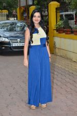 Amy Billimoria at the launch of book In Search of Dignity and Justice by Sudharak Olwe in Mumbai on 22nd Jan 2015 (42)_54c20b1bacf45.JPG