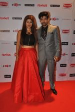 Debina and Gurmeet Chaudhary at Filmfare Nominations bash in Hyatt Regency, Mumbai on 22nd Jan 2015 (11)_54c241fd374e0.JPG