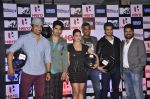 Esha Deol, Vijender Singh, Rannvijay Singh at MTV Roadies press meet in Parel, Mumbai on 22nd Jan 2015 (34)_54c20b092b253.JPG