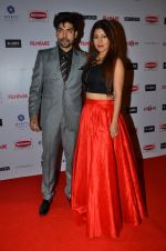 Gurmeet Chaudhary, Debina Bonerjee at Filmfare Nominations bash in Hyatt Regency, Mumbai on 22nd Jan 2015 (209)_54c2420113041.JPG