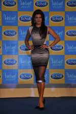 Jacqueline Fernandez at Scholls promotion in Four Seasons, Mumbai on 22nd Jan 2015 (11)_54c209b6d81a1.JPG