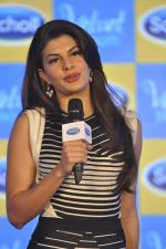 Jacqueline Fernandez at Scholls promotion in Four Seasons, Mumbai on 22nd Jan 2015 (28)_54c209d7bbbff.JPG