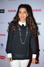 Juhi Chawla at Filmfare Nominations bash in Hyatt Regency, Mumbai on 22nd Jan 2015 (338)_54c2429d5af53.JPG