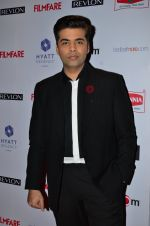 Karan Johar at Filmfare Nominations bash in Hyatt Regency, Mumbai on 22nd Jan 2015 (304)_54c242af49734.JPG