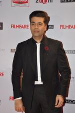 Karan Johar at Filmfare Nominations bash in Hyatt Regency, Mumbai on 22nd Jan 2015 (92)_54c242ade1dea.JPG
