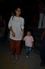 Kiran Rao snapped with Azad Rao in Worli, Mumbai on 22nd Jan 2015 (8)_54c209c62f3e0.JPG