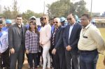 Miss India Alankrita Sahai & Suraj Samat inaugurate the National Blind Cricket Tournament in Islam Gymkhana on 22nd Jan 2015 (16)_54c207fec4d3e.JPG