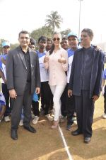 Miss India Alankrita Sahai & Suraj Samat inaugurate the National Blind Cricket Tournament in Islam Gymkhana on 22nd Jan 2015 (18)_54c20855261c4.JPG
