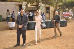 Miss India Alankrita Sahai & Suraj Samat inaugurate the National Blind Cricket Tournament in Islam Gymkhana on 22nd Jan 2015 (2)_54c207fcec433.JPG