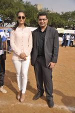 Miss India Alankrita Sahai & Suraj Samat inaugurate the National Blind Cricket Tournament in Islam Gymkhana on 22nd Jan 2015 (20)_54c2085673c63.JPG