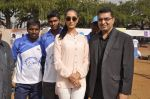 Miss India Alankrita Sahai & Suraj Samat inaugurate the National Blind Cricket Tournament in Islam Gymkhana on 22nd Jan 2015 (21)_54c20801c9140.JPG
