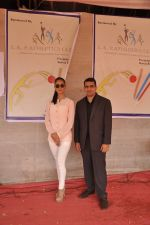 Miss India Alankrita Sahai & Suraj Samat inaugurate the National Blind Cricket Tournament in Islam Gymkhana on 22nd Jan 2015 (22)_54c2080334a60.JPG