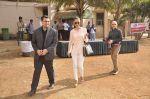 Miss India Alankrita Sahai & Suraj Samat inaugurate the National Blind Cricket Tournament in Islam Gymkhana on 22nd Jan 2015 (3)_54c208515c1bc.JPG