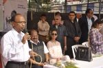 Miss India Alankrita Sahai & Suraj Samat inaugurate the National Blind Cricket Tournament in Islam Gymkhana on 22nd Jan 2015 (9)_54c2085293f22.JPG