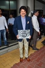 Pankaj Udhas at the launch of book In Search of Dignity and Justice by Sudharak Olwe in Mumbai on 22nd Jan 2015 (49)_54c20b91d855d.JPG