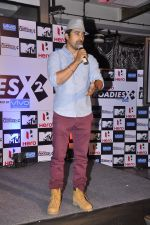 Rannvijay Singh at MTV Roadies press meet in Parel, Mumbai on 22nd Jan 2015 (43)_54c20b0f4e6c1.JPG