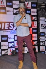 Rannvijay Singh at MTV Roadies press meet in Parel, Mumbai on 22nd Jan 2015 (44)_54c20b110487b.JPG